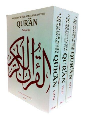 Wordforword_Quran_Mohar Ali